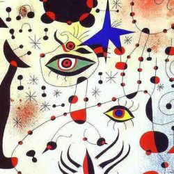 obras inéditas de Miró