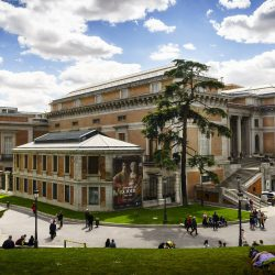 Global Fine Arts Award al Museo del Prado