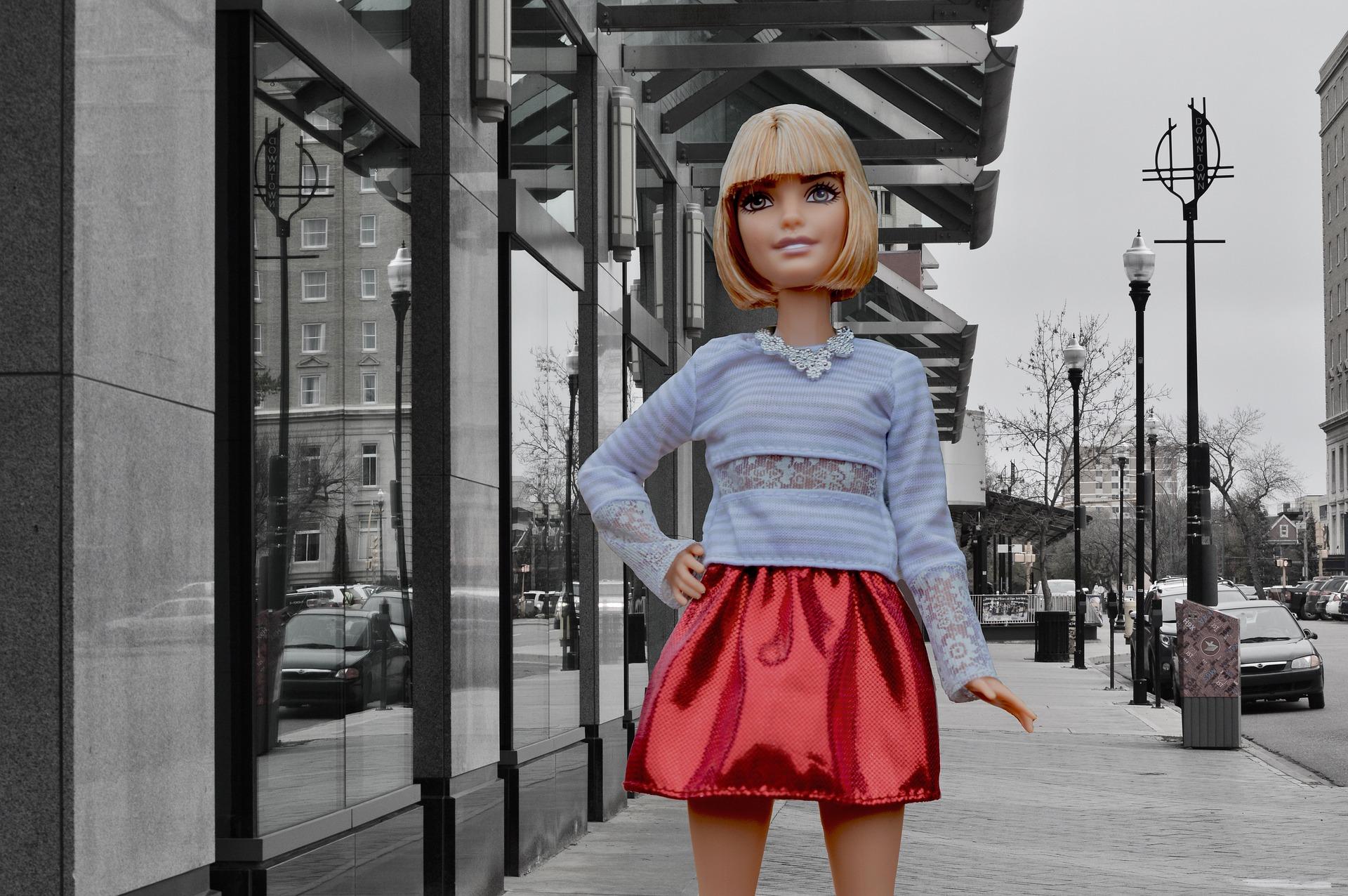 Exposición de Barbie en España