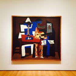 exposición Picasso en Paris