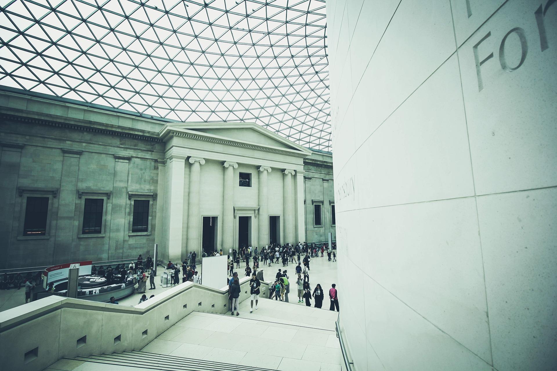 visitar un museo