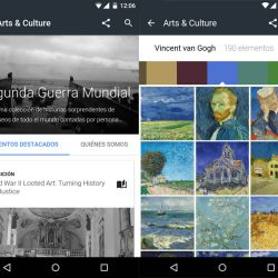 Google Arte y Cultura