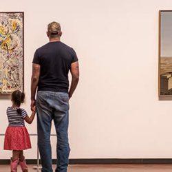 interés de los niños por el arte