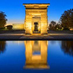 curiosidades sobre el Templo de Debod
