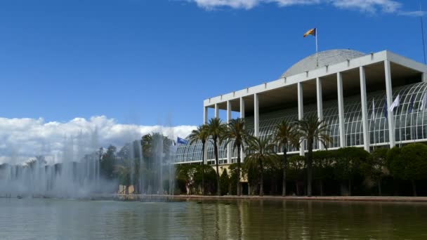 datos sobre el Palau de la música de Valencia